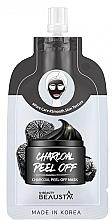 Parfumuri și produse cosmetice Mască-peeling pentru față - Beausta Charcoal Peel Off