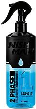 Parfumuri și produse cosmetice Balsam bifazic pentru păr și barbă - Nishman Beard & Hair 2 Phase Conditioner
