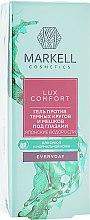 """Parfumuri și produse cosmetice Gel împotriva cercurilor întunecate din jurul ochilor """"Alge japoneze"""" - Markell Cosmetics Lux-Comfort"""