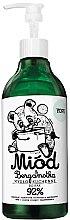 "Parfumuri și produse cosmetice Săpun lichid ""Miere și bergamot"" - Yope Honey & Bergamot Hand Soap"
