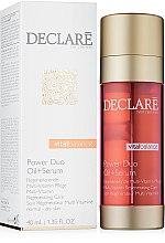 Ser facial - Declare Vital Balance Power Duo Oil+Serum — Imagine N1