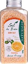 Parfumuri și produse cosmetice Sare de baie - Naturalis Sel de Bain Sweet Orange Bath Salt