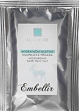 Parfumuri și produse cosmetice Sare de baie - La Chevre Embellir Moisturizing Milk Bath Additive