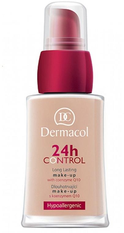 Fond de ten, cu coenzima Q10 - Dermacol 24h Control Make-Up