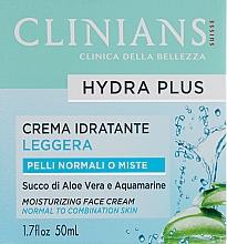 Parfumuri și produse cosmetice Cremă de zi pentru față - Crema Idratante Giorno Minerali Acqua Vegetale di The Bianco