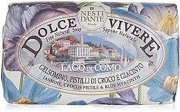 """Parfumuri și produse cosmetice Săpun """"Lacul Como"""" - Nesti Dante Dolce Vivere Lago di Como Soap"""