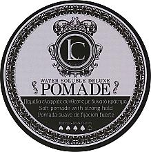 Parfumuri și produse cosmetice Pomadă de păr pentru bărbați, fixare puternică - Lavish Care Water Soluble Deluxe Pomade Soft Pomade With Strong Hold