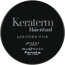 Parfumuri și produse cosmetice Mască pentru păr deteriorat - Fanola Keraterm Mask