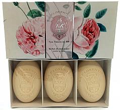 Parfumuri și produse cosmetice Set săpunuri - La Florentina Rose Of May Hand Soap Set