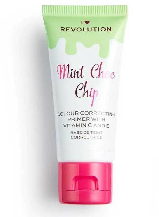 Primer pentru față - I Heart Revolution Face Primer Mint Choc Chip — Imagine N1