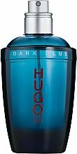 Hugo Boss Hugo Dark Blue - Apă de toaletă (tester fără capac) — Imagine N1