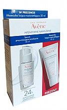 Set pentru îngrijirea feței - Avene Hydrance Intense Set (serum/30ml+mask/50ml) — Imagine N1