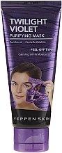 Parfumuri și produse cosmetice Mască-peliculă hidratantă pentru față - Yeppen Skin Purifying Mask Twilight Violet Peel-off