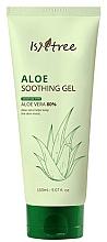 Parfumuri și produse cosmetice Gel hidratant cu extract de aloe 80% - Isntree Aloe Soothing Gel