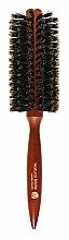 Parfumuri și produse cosmetice Perie Brushing, 498952, 55mm - Inter-Vion Natural Wood