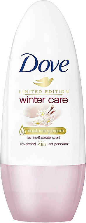 """Deodorant Roll-On """"Îngrijire de iarnă"""" - Dove Deo-Roll-on Winter Care"""
