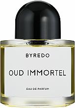 Parfumuri și produse cosmetice Byredo Oud Immortel - Apă de parfum