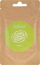 Parfumuri și produse cosmetice Scrub de cafea, mango - BodyBoom Coffee Scrub Mango