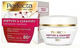 Parfumuri și produse cosmetice Cremă regenerantă pentru față 80+ - Perfecta Peptydy&Ceramidy