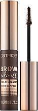Parfumuri și produse cosmetice Mascară pentru sprâncene - Catrice Brow Colorist Semi-Permanent Brow Mascara