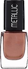 Parfumuri și produse cosmetice Lac de unghi - Ados Metallic Nail Polish