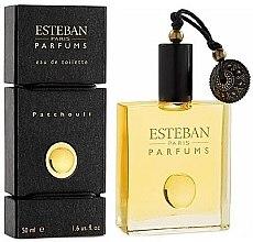 Parfumuri și produse cosmetice Esteban Patchouli - Apă de toaletă (tester cu capac)
