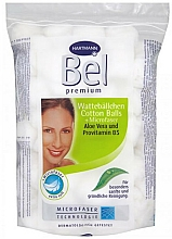 Parfumuri și produse cosmetice Bile de bumbac cu aloe vera și provitamina B5 - Bel Premium Cotton Balls