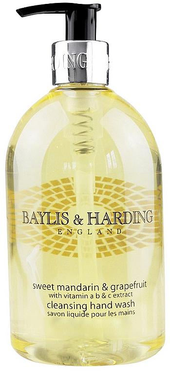 Săpun lichid pentru mâini - Baylis & Harding Sweet Mandarin & Grapefruit Hand Wash