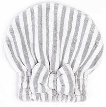 Parfumuri și produse cosmetice Prosop-pălărie pentru păr din microfibră, gri - Trust My Sister Microfiber Pair Cap Grey