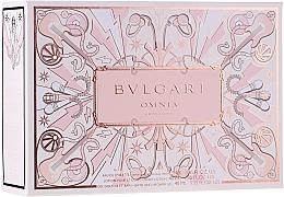 Parfumuri și produse cosmetice Bvlgari Omnia Crystalline - Set (edt/40ml + b/lot/ 40ml + sh/gel/40ml)
