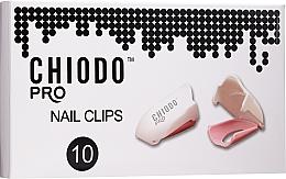 Parfumuri și produse cosmetice Clipsuri pentru îndepărtarea gel-lacului - Chiodo PRO