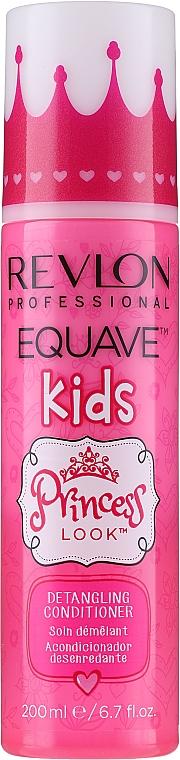 Balsam de păr în două faze pentru copii - Revlon Professional Equave Kids Princess Look