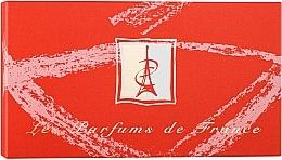 Parfumuri și produse cosmetice Charrier Parfums Top Ten - Set (edp/5.2ml + edp/5.5ml + edp/5.5ml + edp/2.8ml + edp/5ml + edp/5.6ml + edp/5ml + edp/4.6ml + edp/5ml + edp/4.9ml)