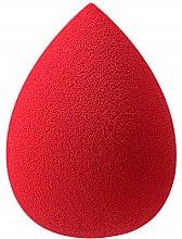 Parfumuri și produse cosmetice Burete de machiaj, roșu - Kashoki Medium Make Up Sponge