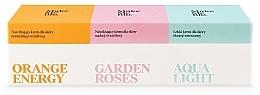 """Parfumuri și produse cosmetice Set """"Classics"""" - Make Me Bio Classics (f/cr/20ml + f/cr/20ml + f/cr/20ml)"""