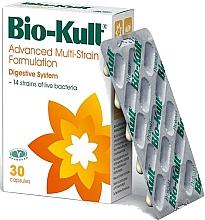 Parfumuri și produse cosmetice Aditiv multi-specii, 30 capsule - Bio-Kulit Advanced Multi-Strain Formulation
