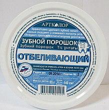 Parfumuri și produse cosmetice Praf cu efect de albire pentru dinți - Artkolor