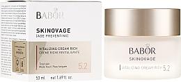 Cremă de față - Babor Skinovage Vitalizing Cream Rich — Imagine N1