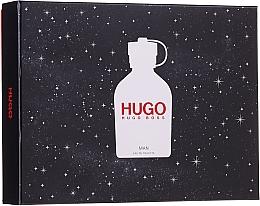 Hugo Boss Hugo Man - Set (edt/125ml+ deo/150ml + sh/gel/50ml) — Imagine N1