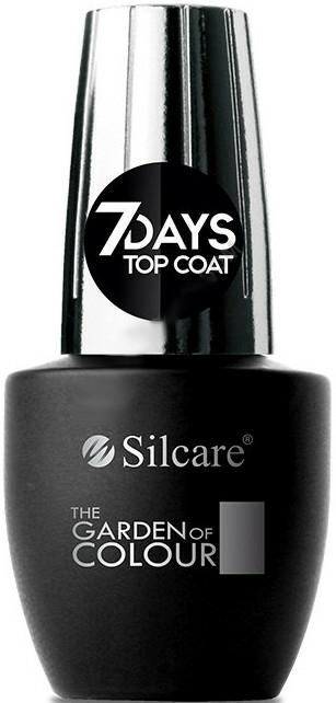 Top pentru unghii - Silcare The Garden of Colour Top Coat 7days