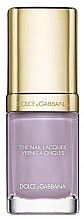 Parfumuri și produse cosmetice Lac de unghii - Dolce & Gabbana The Intense Nail Lacquer
