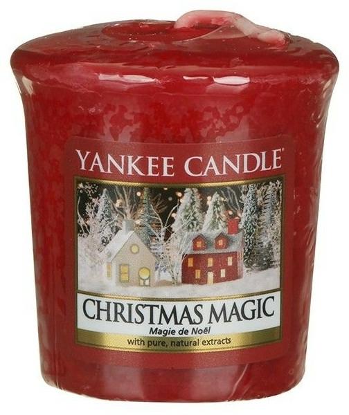 Lumânare aromatică - Yankee Candle Christmas Magic — Imagine N1