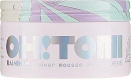 Parfumuri și produse cosmetice Spumă de corp - Oh!Tomi Dreams Rainbow Shower Mousse