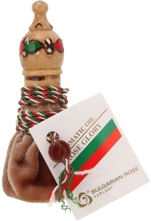 Souvenir muskal cu ulei esențial, opțiunea 1 - Bulgarian Rose — Imagine N1