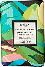 Parfumuri și produse cosmetice Săpun - Baija Sieste Tropicale Perfumed Soap