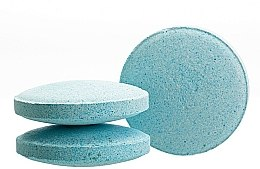 "Parfumuri și produse cosmetice Tablete efervescente ""Lagoon Water"" - Thalgo Lagoon Water Bath Pebbles"
