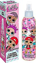 Parfumuri și produse cosmetice Air-Val International Lol Surprise - Spray parfumat pentru corp