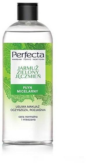 Apă micelară pentru toate tipurile de piele - DermoFuture Veggie Kale & fennel Micellar Wather — Imagine N1
