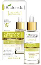 Parfumuri și produse cosmetice Ser corector activ - Bielenda Skin Clinic Professional Mezo