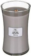 Parfumuri și produse cosmetice Lumânare aromată - WoodWick Hourglass Candle Sacred Smoke